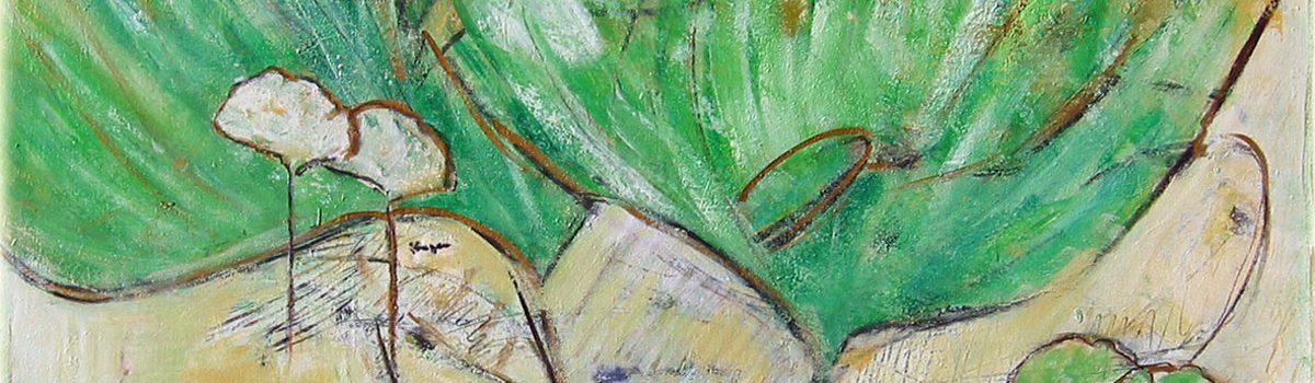 Kreativ in Farbe und Form | Christa Häbel | Malerin